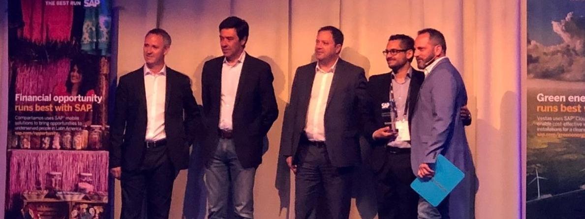 Entrega Premio PKOM SAP