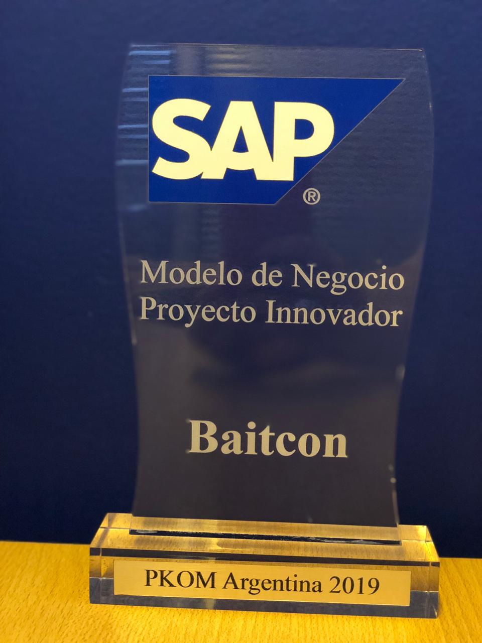 Premio Modelo de Negocio Proyecto Innovador 2019