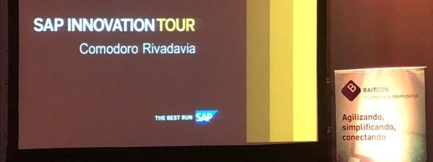 SAP Innovation Tour Comodoro Rivadavia