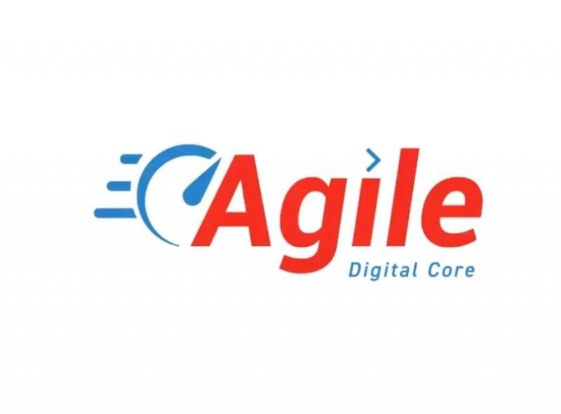 Agile Digital Core logo color