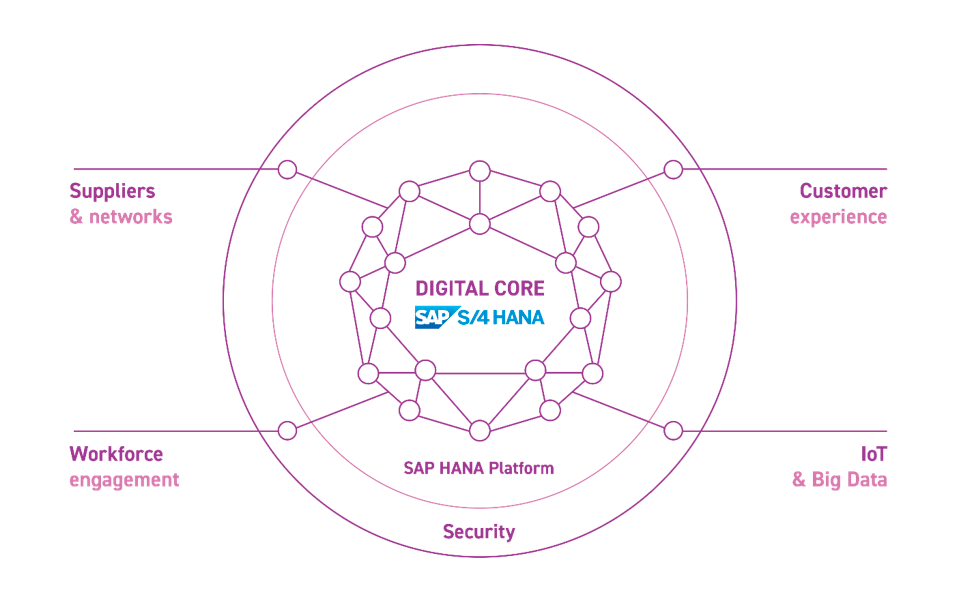Digital Core SAP S/4HANA